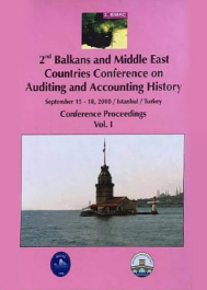 2nd Balkans and Middle East Countries Conference on Auditing of Accounting History: Conference Proceedings